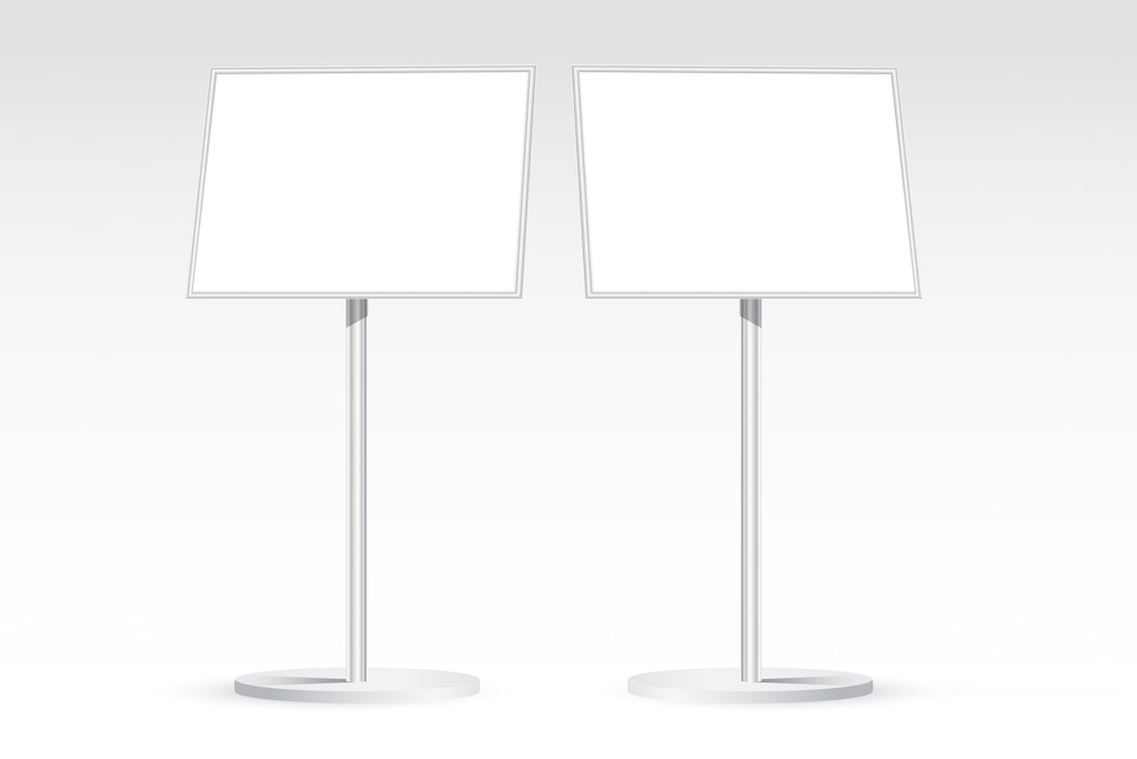 Poster Stand / Spec Stand / Display Stand